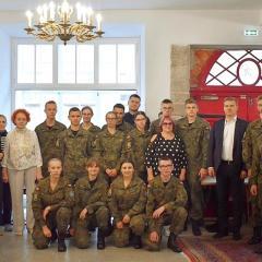 Uczniowie z I LO PUL w Wołominie z wizytą w gościnnej Estonii