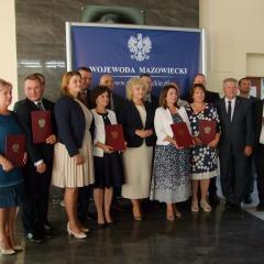 Węgrów miejscem podpisania umowy na uruchomienie nowych linii przewozów autobusowych