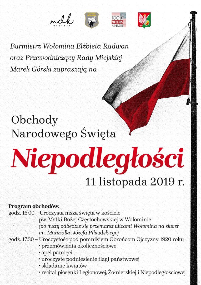 2019-11-11 Wołomin
