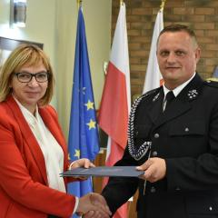 Dotacja celowa dla OSP w Ossowie