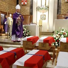 Pogrzeb po 67 latach