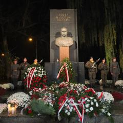Wołomińskie obchody Narodowego Dnia Niepodległości