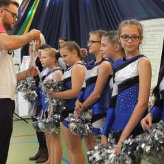 Łochów International Champioinships  V Memoriał Mariana Dzięcioła  Grand Prix Polski Cheerleaders