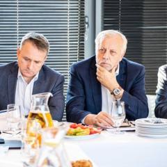 Burmistrz Jerzy Bauer członkiem Rady Programowej Smart City Forum