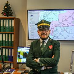 Co od Kolei Mazowieckich na aukcjach WOŚP?