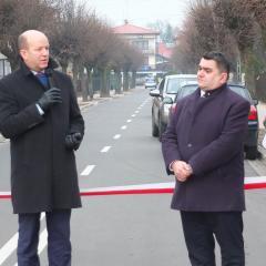 Powiat Węgrowski gościł wojewodę mazowieckiego  Konstantego Radziwiłła