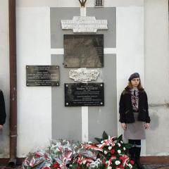 Narodowy Dzień Pamięci Żołnierzy Wyklętych powiatu węgrowskiego
