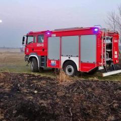 Pracowite Święta Wielkanocne i wiosna strażaków z powiatu wołomińskiego