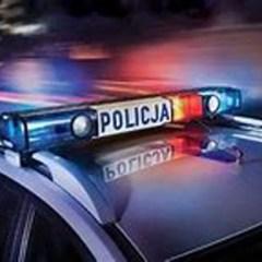 Pijany kierowca uderzył w ogrodzenie posesji