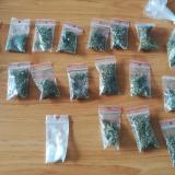 Narkotyki u 27-letniego mieszkańca powiatu ostrowskiego