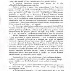 Konkurs na stanowisko dyrektora ZSP w Łochowie jednak nierozstrzygnięty!
