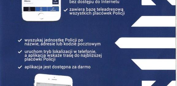 """Dzielnicowi i aplikacja """"Moja Komenda"""" na rzecz poprawy bezpieczeństwa"""