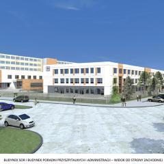 Ruszył przetarg na przebudowę i rozbudowę szpitala w Wołominie!