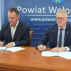 Nowe miejsce na siedzibę Komendy Powiatowej Policji w Wołominie zapewnione!