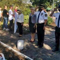 Uroczyste obchody 76. rocznicy wybuchu Powstania Warszawskiego