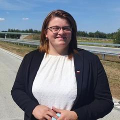 Pierwsza kobieta na stanowisku Kierownika Delegatury MUW w Siedlcach