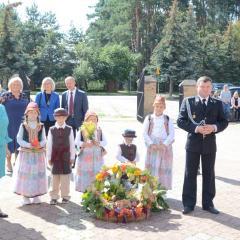 Święto plonów w gminie Małkinia Górna