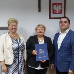 Trzy placówki oświatowe w gminie Łochów mają nowych dyrektorów