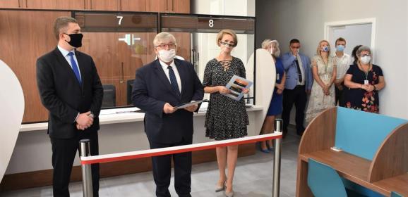 Nowa siedziba Wydziału Komunikacji otwarta!