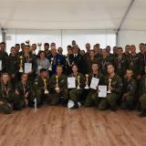 """Turniej Klas Mundurowych """"Wdzięczni Bohaterom – Żołnierzom Niezłomnym"""""""