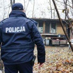 WSPÓLNIE URATUJMY OSOBY PRZED WYCHŁODZENIEM – apel wyszkowskich policjantów