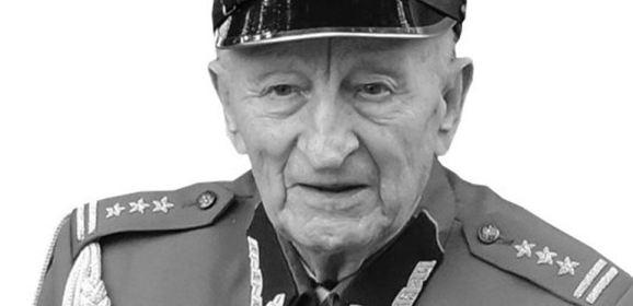 Pożegnanie pułkownika Kazimierza Przymusińskiego