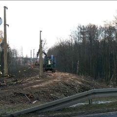 Rewitalizacja linii kolejowej do Zegrza weszła w fazę realizacji