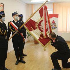 Powołanie komendanta powiatowego PSP w Wyszkowie