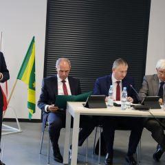 Burmistrz Jerzy Bauer z absolutorium
