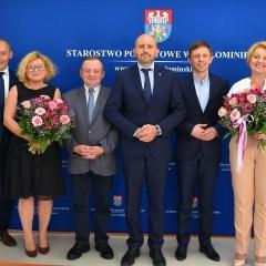 Zarząd Powiatu z Absolutorium i Wotum Zaufania za 2020 rok