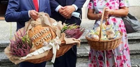 Święto Gminy Wieliszew, okazją do dziękczynienia za tegoroczne plony