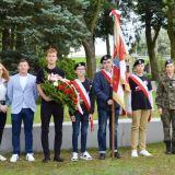 Obchody 82. rocznicy wybuchu II Wojny Światowej w Radzyminie