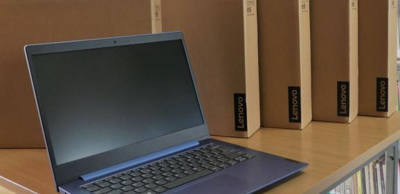 Gminna Biblioteka Publiczna w Brańszczyku otrzymała 6 laptopów