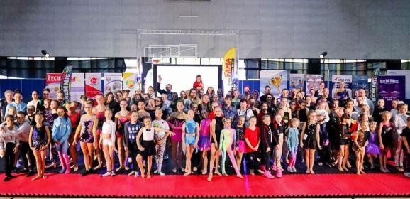 Za nami dwa dni tanecznych zmagań i sportowych emocji w Ząbkach!