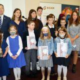 Uroczysta Gala Konkursowa w Instytucie Dziedzictwa Myśli Narodowej z udziałem uczniów z Radzymina