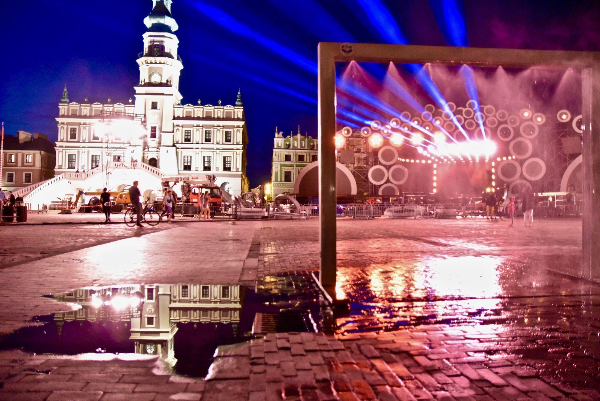 """dsc 2997 Wozy TVNu będą transmitować koncert """"Dwójki"""" z Zamościa!"""