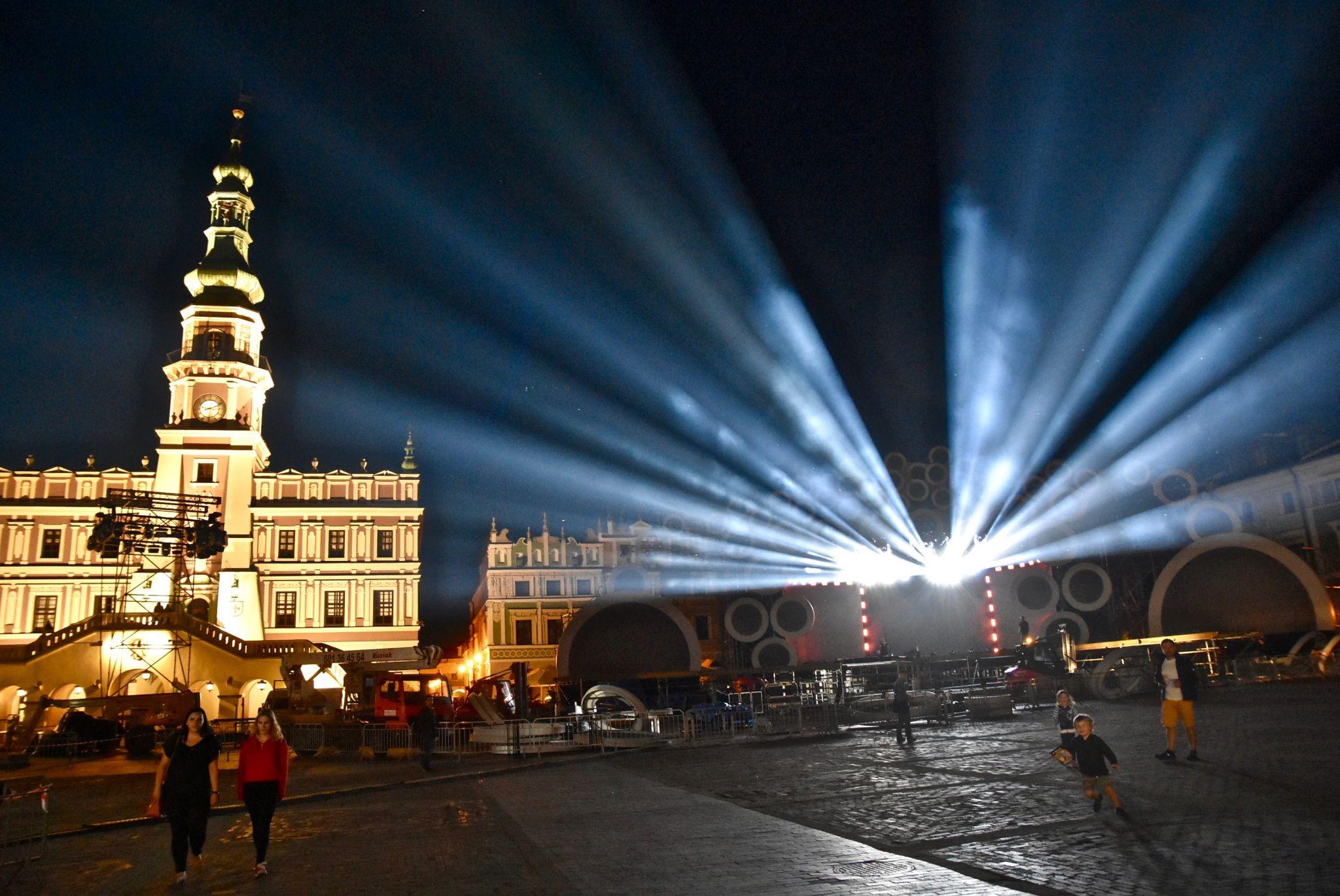 """dsc 3014 Wozy TVNu będą transmitować koncert """"Dwójki"""" z Zamościa!"""