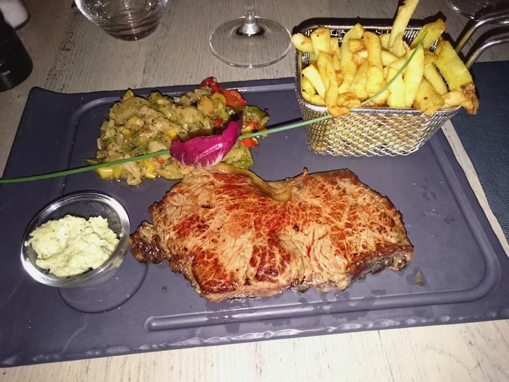 le diable bleu soul meat steak house