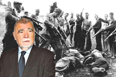 USTAŠTVO NA DELU Stjepan Mesić: Srbi su uživali u logoru smrti!