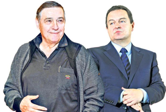 Oplela po bivšim drugovima... Dačić i Mrkonjić