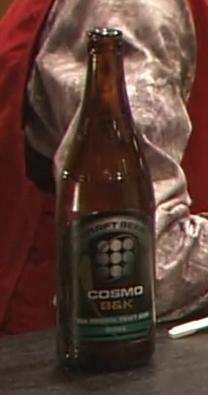 『ちりとてちん』第20回から「コスモビール」