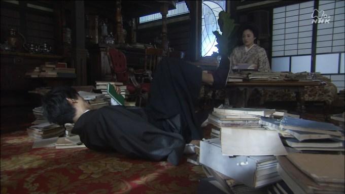 朝ドラ『花子とアン』第74回から