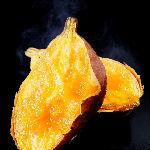 安納芋の簡単焼きいも