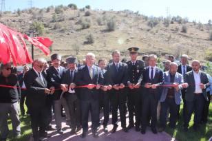 İlçemize Kazandırılan Mesire Alanı ve Parkların Toplu Açılış Töreni Yapıldı