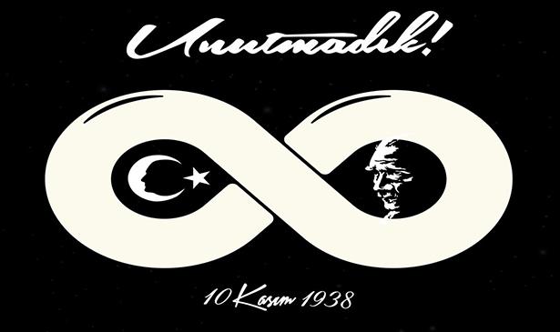 Başkan Dt. Şakir KAYMAK'ın 10 Kasım Gazi Mustafa Kemal Atatürk'ü Anma Mesajı
