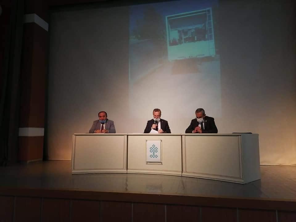 Yerel Yönetimleri Çevre Hizmetleri Birliği Olağan Toplantısı