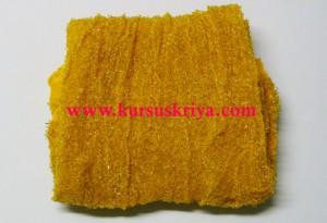 Glitter stockings, yellow (Mbs077)