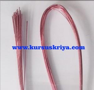 kawat stocking warna lila (Mbs119)