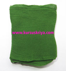 stocking warna hijau daun