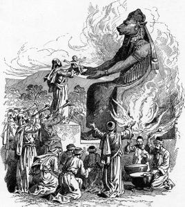 Foster_Bible_Pictures_0074-1_Offering_to_Molech